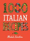 1,000 Italian Recipes (eBook)